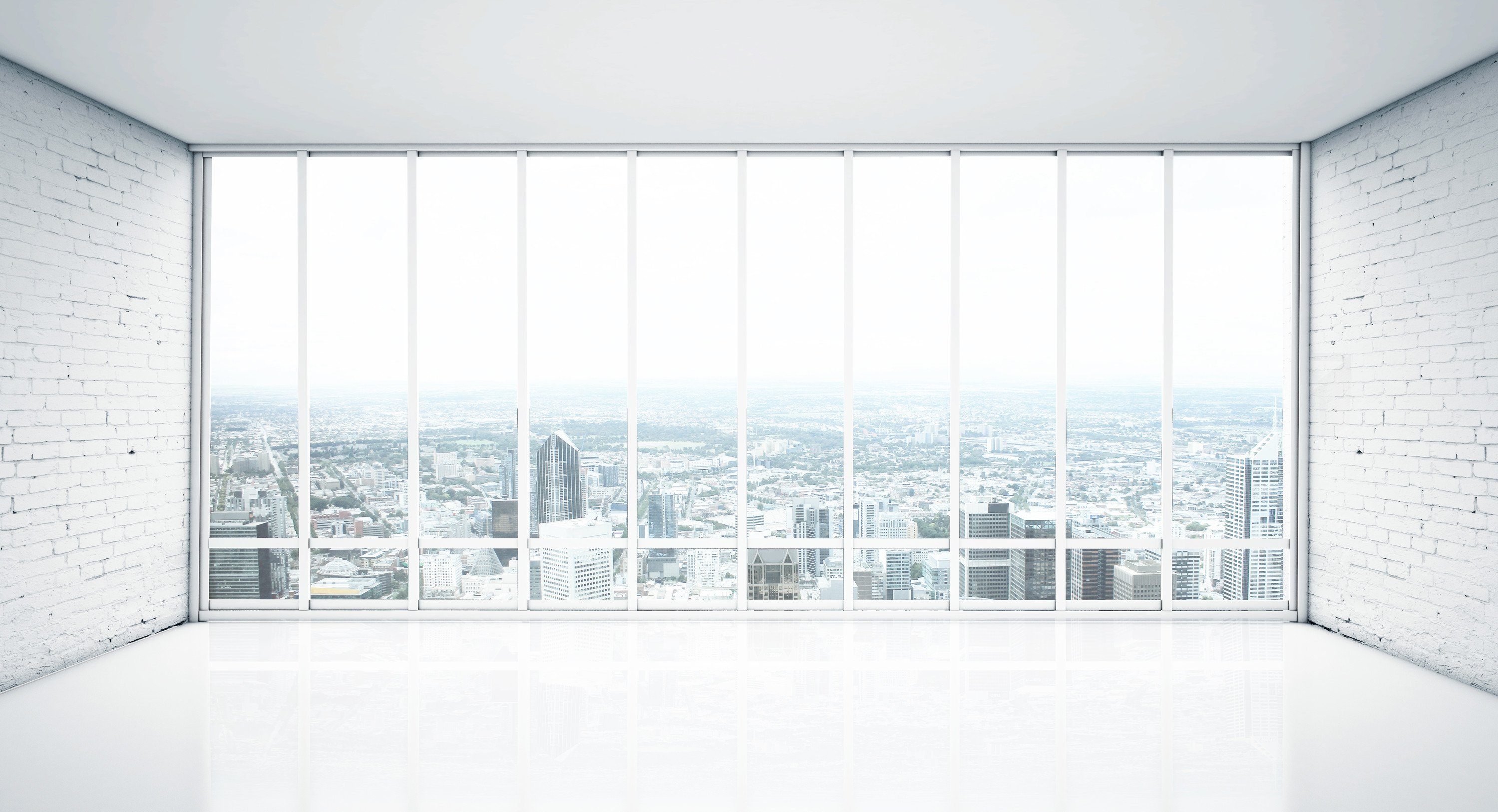 White Office Background Computrack Solutions